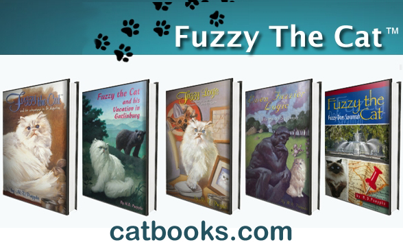 Visit for story books about kitties!